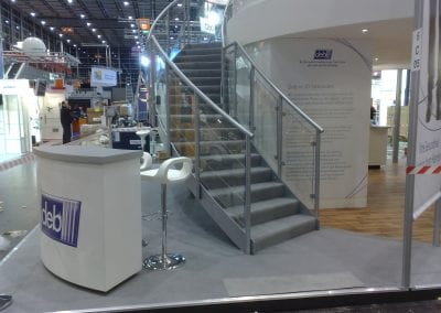 EXHIBITION STAND DESIGNERS AND BUILDERS UK