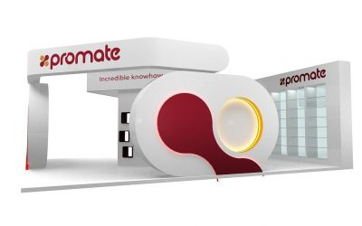 HOW WE QUICKLY BUILT A STAND FOR PROMATE AT THE GADGET SHOW LIVE!