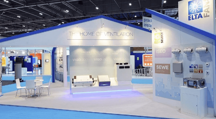 Exhibition Stand Png : Attracting and engaging more attendees to your exhibition stand