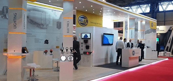 Exhibition Stand Lighting Near Me : How to design an exhibition stand taylex exhibition displays
