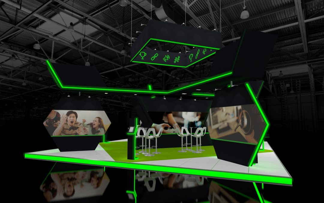 Making Sure Your Business Shines With Bespoke Display and Exhibition Solutions