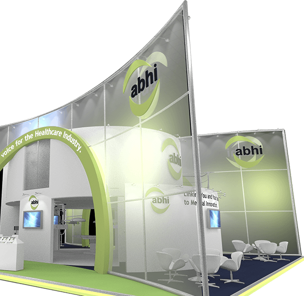 Ahbi Stand Design