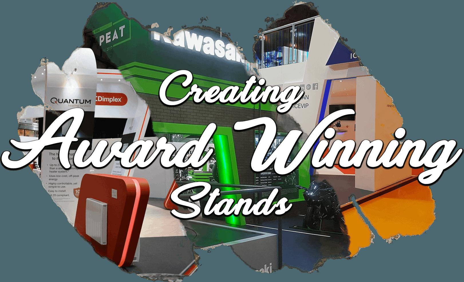 Award Winning Stand