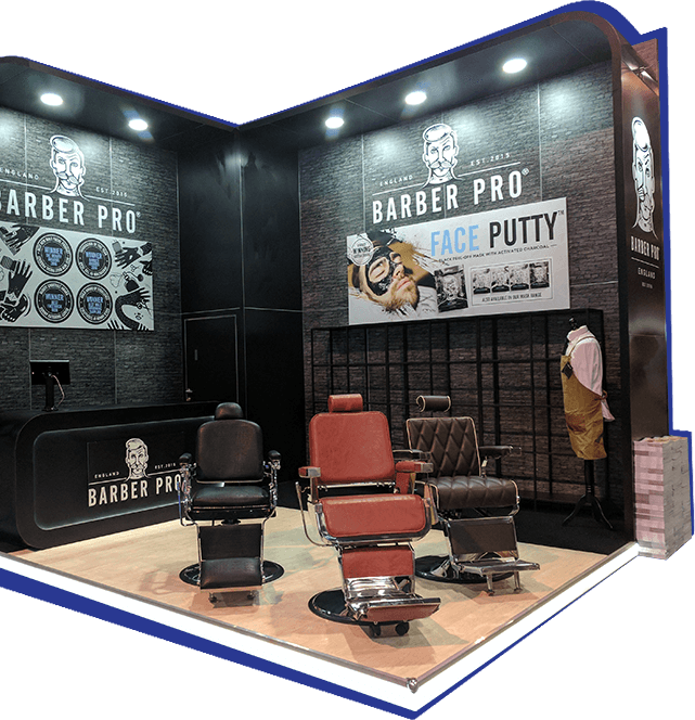 Barber-pro-stand