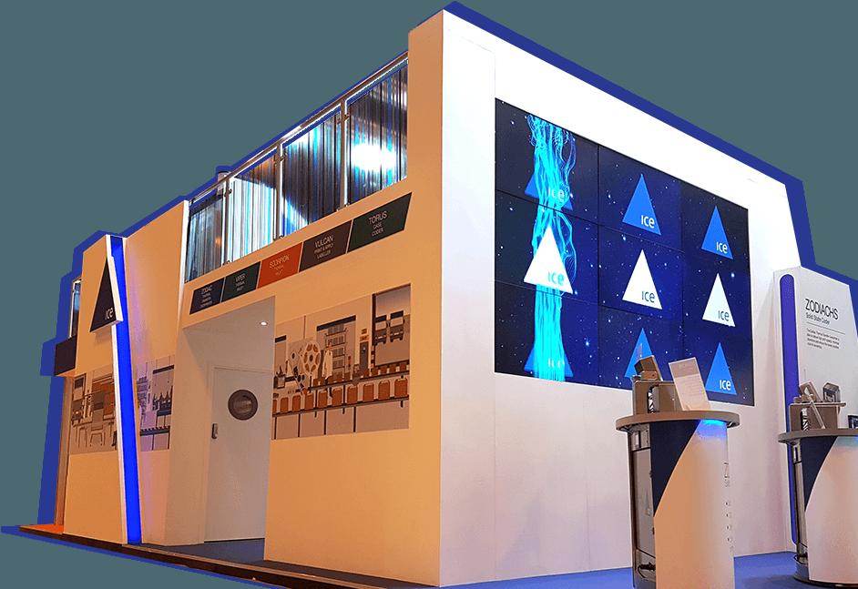 ICS Stand Design